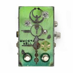 Beetronics Whoctahell Custom Series Low Octave Fuzz Pedal - Crop Circles