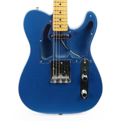 Fender Custom Shop 2016 '67 Smuggler Telecaster Closet Classic Aged Lake Placid Blue