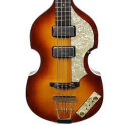 Hofner 500/1 Limited Edition Vintage '61 Cavern Bass Reissue Sunburst