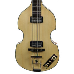 "Hofner Limited Edition Gold Label 500/1 Violin Bass ""Berlin"" Nussbaum"