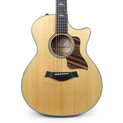 Taylor 614ce Maple Grand Auditorium Acoustic Electric Guitar in Natural w/ Brown Sugar Stain