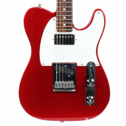 1990 Fender American Standard Telecaster Electric Guitar Candy Apple Red