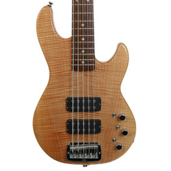 2008 G&L L-2500 5-String Bass Natural