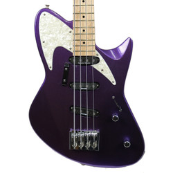 2013 Retronix R-800B Electric Bass Metallic Purple