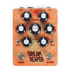Adventure Audio Dream Reaper Fuzzy Feedback Modulation Machine