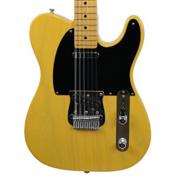 G.E. Smith's 1998 Fender Custom Shop Telecaster XII 12-String Butterscotch Blonde