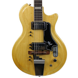 G.E. Smith's Vintage 1961 Supro Val Trol Natural