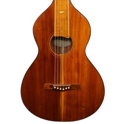 G.E. Smith's Vintage 1920's Weissenborn Wurlitzer Style 2 Koa Square Neck Hawaiian Guitar