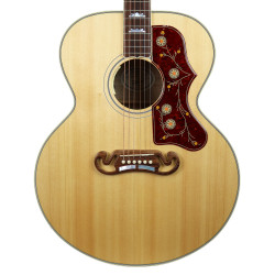 Used Gibson SJ-200 Standard Jumbo Acoustic Electric Guitar Antique Natural