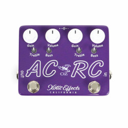 Xotic Effects AC/RC-Oz Limited Edition Overdrive / Boost Pedal