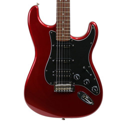 2016 Fender Deluxe Stratocaster Candy Apple Red