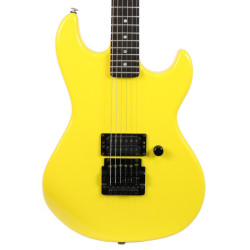 Rare Vintage 1987 G&L By Leo Fender Rampage Electric Guitar Yellow Finish