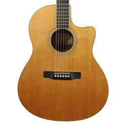 2003 Larrivee LV-03 Acoustic Electric Guitar Natural