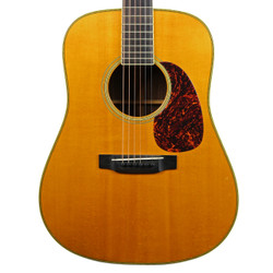 2002 Martin HD-28LSV Dreadnought Natural