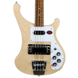 2017 New Old Stock Rickenbacker 4003S Electric Bass Guitar Mapleglo