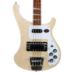 2016 New Old Stock Rickenbacker 4003 Electric Bass Mapleglo