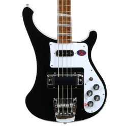 2017 New Old Stock Rickenbacker 4003 Electric Bass Guitar Jetglo