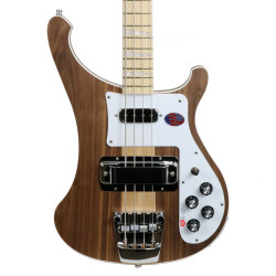 2017 New Old Stock Rickenbacker 4003W Electric Bass Walnut Finish