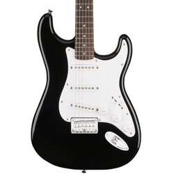 Fender Squier Bullet Stratocaster Hard Tail in Black