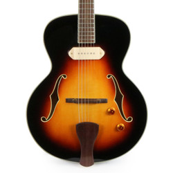 Eastman AR405E-SB Archtop Electric Guitar in Sunburst