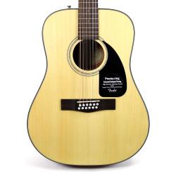 Fender CD-100 12-String Acoustic Guitar Natural