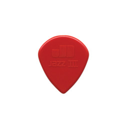 Dunlop Picks Jazz III Nylon Sharp 6-Pack 1.38mm
