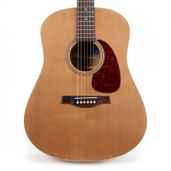 Seagull S6 Slim Cedar Top Acoustic Guitar with Case