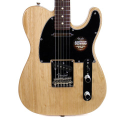 Fender American Standard Telecaster in Natural with Rosewood Fingerboard
