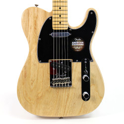 Fender American Standard Telecaster in Natural with Maple Fingerboard