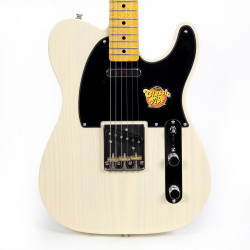 Fender Squier Classic Vibe 50s Telecaster Electric Guitar in Vintage Blonde