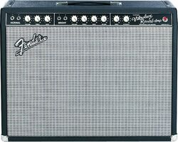 Fender Custom Vibrolux Reverb 40W 2x10 Tube Combo Amp