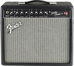 Fender Super Champ X2 15W 1x10 Tube Combo Amp