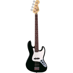 Fender Squier Affinity Jazz Bass Rosewood Fingerboard Black
