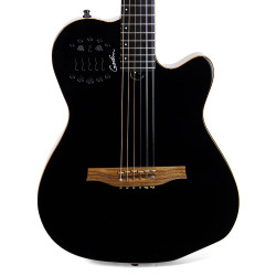 Godin Special Run A10 Ten String Black Acoustic Electric Guitar B-Stock