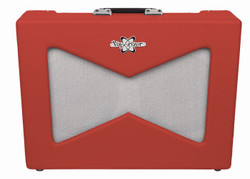"Fender Vaporizer 12W 2-Ch 2x10"" Pawn Shop Special Tube Combo Amp in Rocket Red"