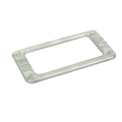 Gretsch Pickup Bezel for Filter'Tron Style Pickups Silver