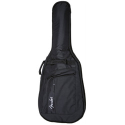 Fender Urban Stratocaster/Telecaster Electric Guitar Gig Bag in Black
