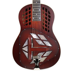 National M-1 Tricone Resophonic Guitar