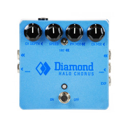 Diamond HCH1 Halo True Stereo Chorus Pedal