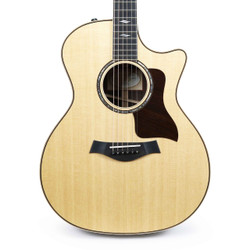 Taylor 814ce Grand Auditorium Acoustic Electric Guitar in Natural