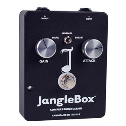 JangleBox The Original JangleBox Reissue Compressor Pedal