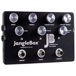 JangleBox JB3 Two-Stage Compression Sustainer Pedal