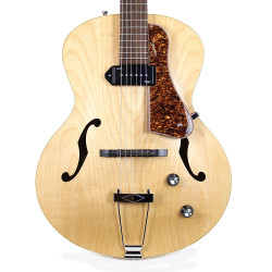 Godin 5th Avenue Kingpin Archtop Electric Guitar in Natural