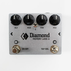 Diamond MLNJR Memory Lane Jr. Delay Pedal with Tap Tempo
