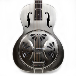 Gretsch G9221 Bobtail Steel Round-Neck Acoustic Electric Resonator Guitar