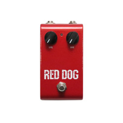 Rockbox Red Dog Distortion Pedal