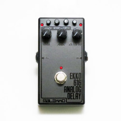 Malekko Ekko 616MKII Dark 650ms Analog Delay Pedal