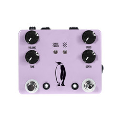JHS Emperor Analog Chorus Pedal with Tap Tempo