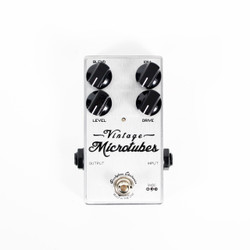 Darkglass Electronics Vintage Microtubes Overdrive Bass Pedal