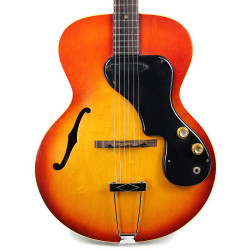 1965 Gibsont ES-120T Electric Guitar Sunburst Finish